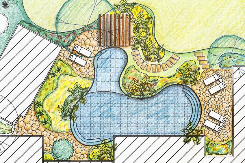 Gartenplanung kostenlos, Gartenplanung, Köln